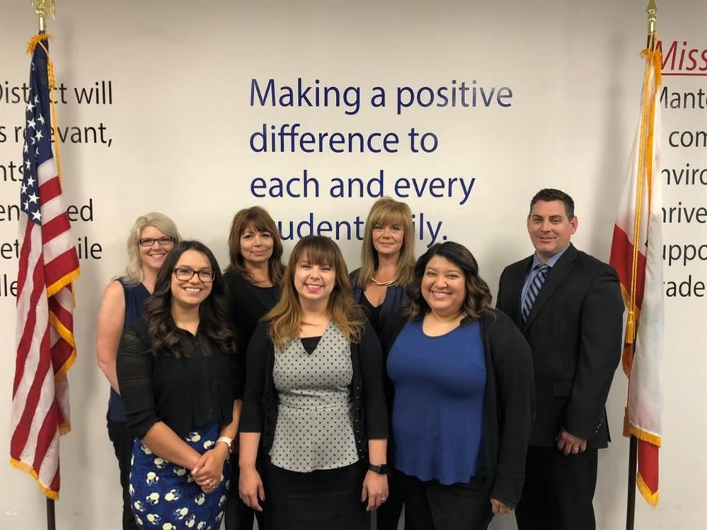 Certificated Human Resources staff at MUSD