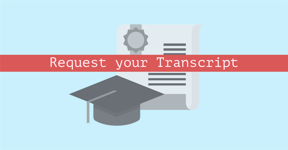 Request Your Transcript
