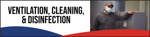 ventilation cleaning and disinfection