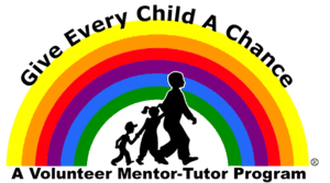 give every child a chance logo
