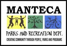 manteca parks and rec logo
