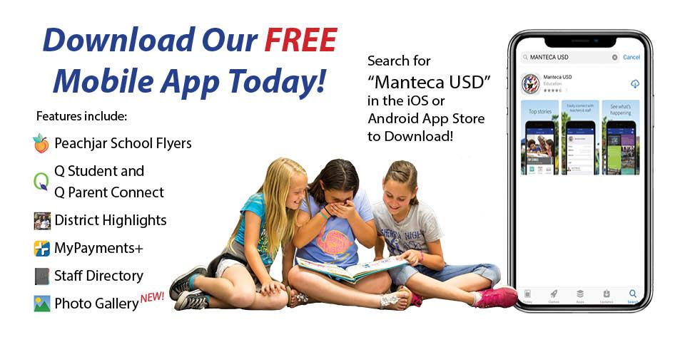Manteca Unified School District / Homepage